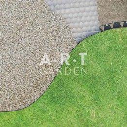 Bordure De Jardin Flexible Nidaborder Curve 200cm Nidaplast Bordure Jardin Stabilisateur De Gravier Bordure Pvc