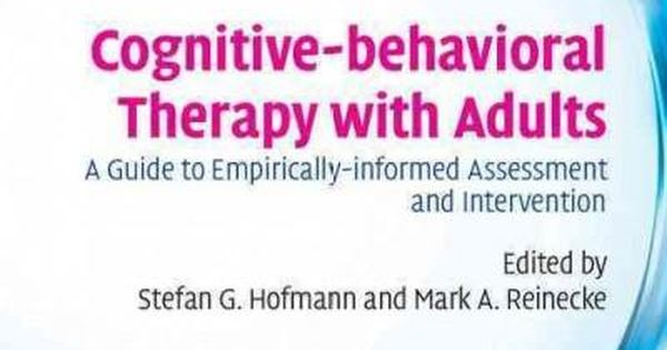 cognitive behavioral therapy cbt as a highly effective methods of treatment on cognitive and behavio Exposure therapy is a type of cognitive behavioral therapy that is most frequently used to treat obsessive-compulsive disorder, posttraumatic stress disorder and phobias during treatment, a person works with a therapist to identify the triggers of their anxiety and learn techniques to avoid performing rituals or becoming.