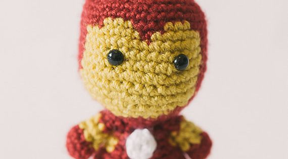 The Avengers Amigurumi Dolls inspired by by ...