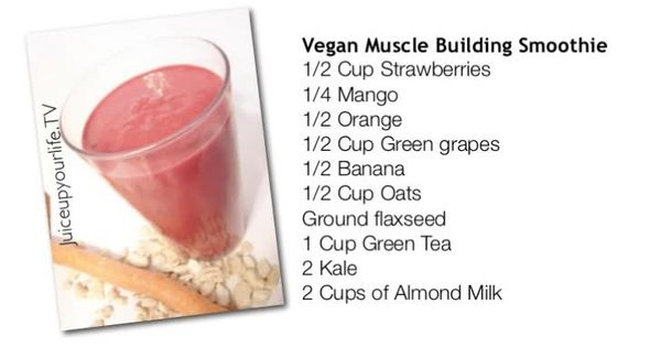 You Dont Need Meat To Build Muscle