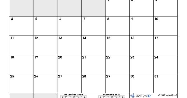 """Results for """"January 2015 Calendar Free/page/2"""" – Calendar 2015 ..."""