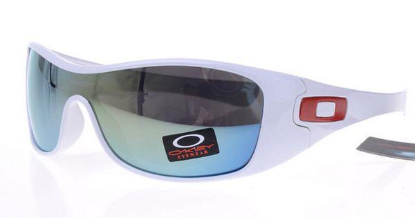 25c6620a4d Oakley Hijinx White Sunglasses