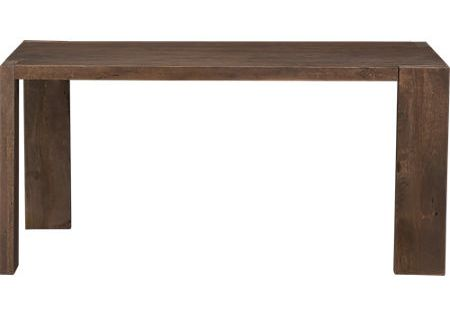 Blox 35x63 Dining Table Reviews Cb2 In 2020 Mango Wood