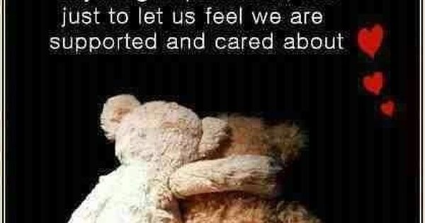 Teddy Bear Hugs !!! | Quotes at Repinned.net