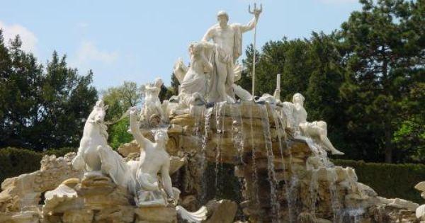 Picture Of Neptune Fountain Schonbrunn Palace Vienna Schonbrunn Austria Dream Vacations World Heritage Sites Schonbrunn Palace