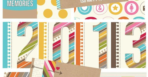 Free SN@P 2013 printables. Great for Project Life! Thanks Simple Stories!! Exactly