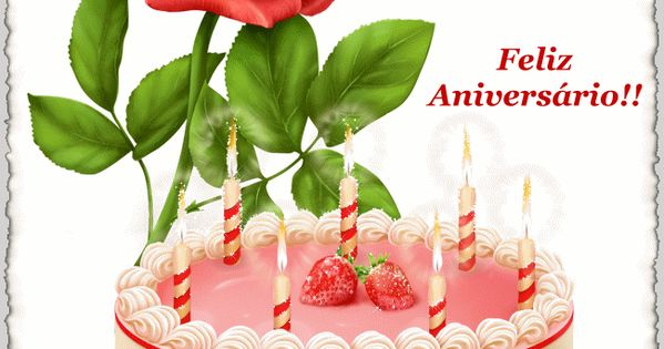 Feliz Aniversario Tia Espanol: Bolo Aniversario Mensagens Sueli