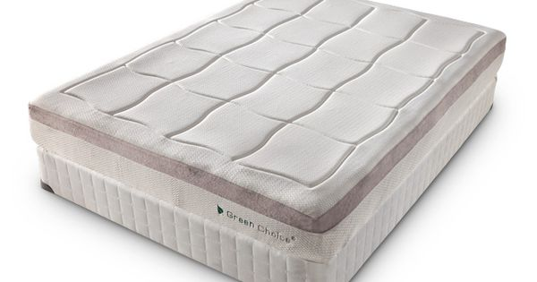 Made with plant based memory foam the Green Choice Bliss
