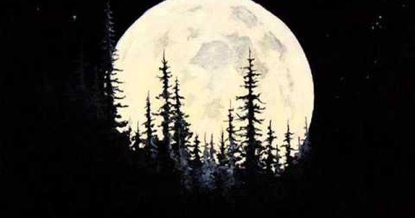 Piesn Lesna Milosna Quot Zaswec Niesiadzu Quot Z Kurpiow Muzyka I Tekst Tradycyjne Nagranie Pochodzi Z Projektu Etnofo Moon Painting Circle Canvas Moon Art