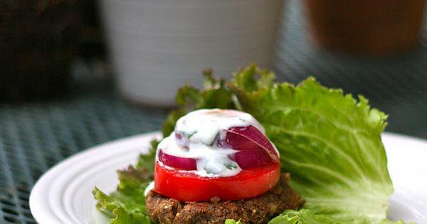 lentil walnut burgers | Skinny eating | Pinterest | Lentils, Burgers ...