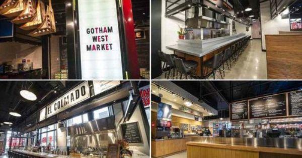 Hells Kitchen Food Court