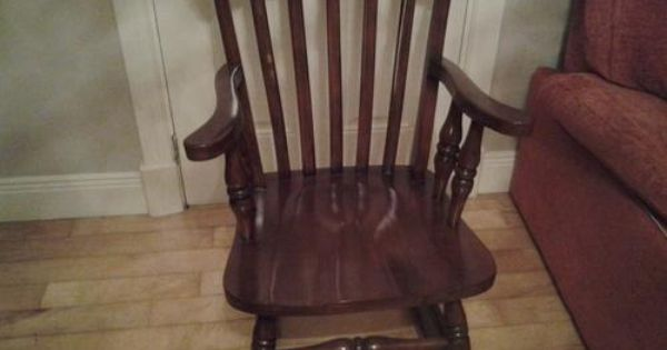 Solid Mahogony Rocking Chair For Sale In Limerick On Donedeal Rocking Chair Chair Rocking Chairs For Sale