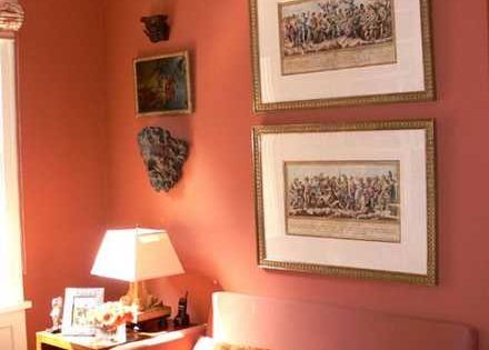 Matching Images >> Terracotta Orange Colors and Matching Interior Design ...