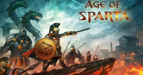 Age Of Sparta Mod Apk Data Download