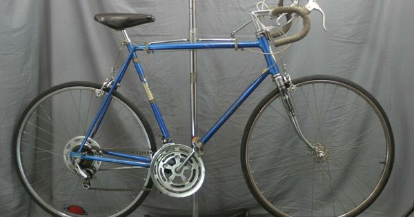 1962 Schwinn Vintage Touring Road Bike Frame Set Small 50cm Steel USA Charity!