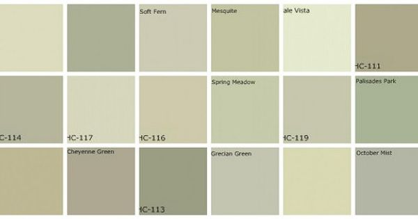 Lovely Greens Very Soothing For A Bedroom Gray Green