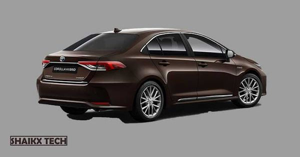 Know The Features Of Toyota Corolla Altis 2020 Model Before Launch