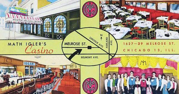 Math igler 39 s casino german restaurant chicago il for American cuisine chicago