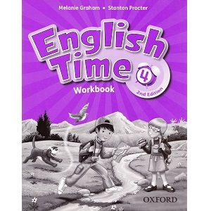 English Time 4 Workbook 2nd Edition With Images English Time