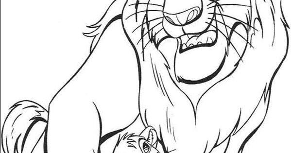 color therapy coloring pages lion king | The Lion King | Coloring Pages | Pinterest | The o'jays ...