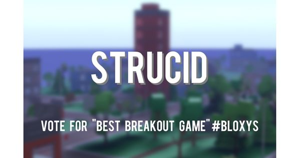 Editing Strucid Alpha Roblox Roblox Breakout Game Shooter
