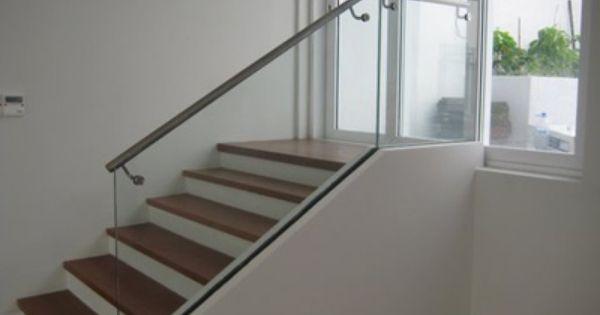 Balustrade Staircase Glass Glass Network Malaysia Glass Staircase Staircase Glass