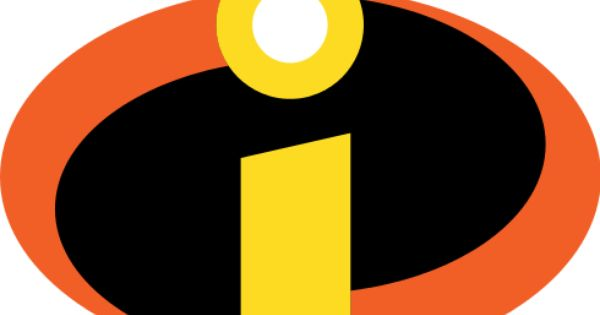 File Symbol From The Incredibles Logo Svg Wikimedia Commons Incredibles Logo The Incredibles Disney Incredibles