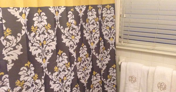 Loving This Shower Curtain I Found At Dollar General