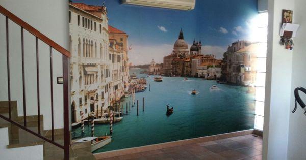 Fotomurales de venecia impresionante resultado de uno de for Fotomurales baratos