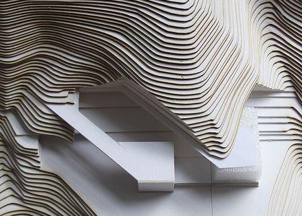 Architectural model ~ ☮k☮