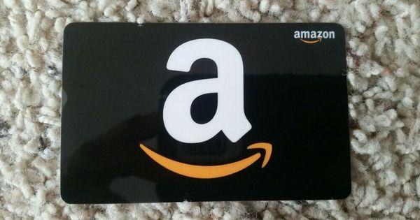 Pin On Amazon Gift Card