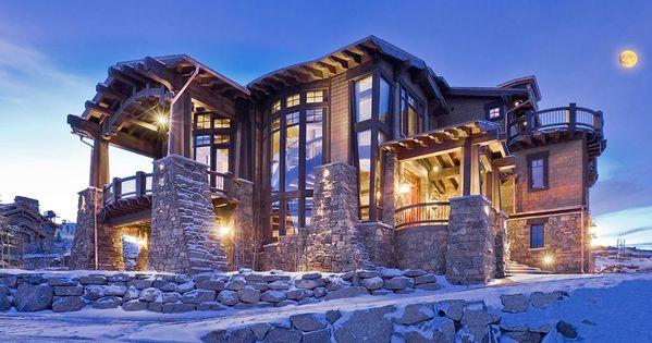 Luxury Mountain Retreat, Utah: Most