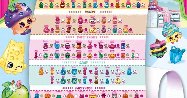 pin shopkins on pinterest - photo #4