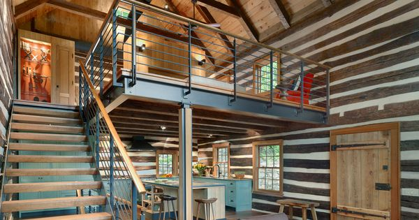 tollkeepers-cabin on small house swoon  Sustainable Living & Homesteading  Pinterest ...