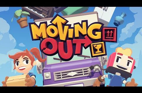 Moving Out Announce Trailer Coming To Pc And Consoles In 2019 Youtube Xbox One Moving Out Ps4 Or Xbox One