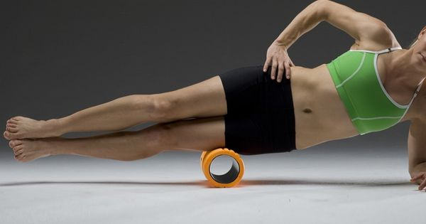 Trigger Point Foam Roller from Tony Horton