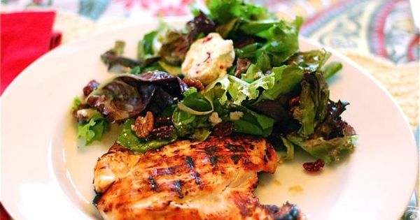 Grilled chicken, Peaches and Gwyneth paltrow on Pinterest