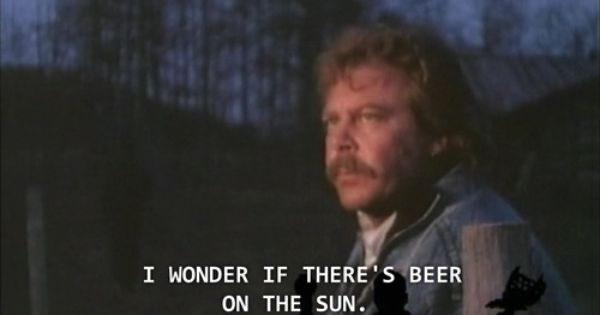 I wonder if there's beer on the sun | Funny | Pinterest