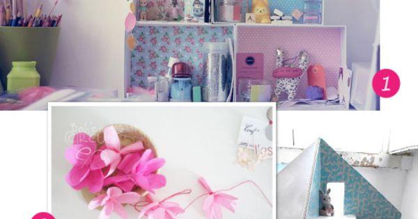 explication pour fabriquer le n cessaire pour les poup es en carton id e maison pinterest. Black Bedroom Furniture Sets. Home Design Ideas