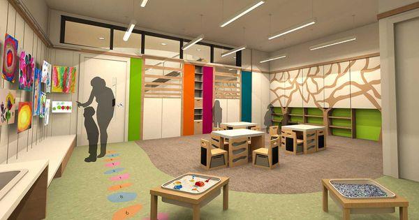 Minimalist Classroom Layout ~ Best interior design school modern kids