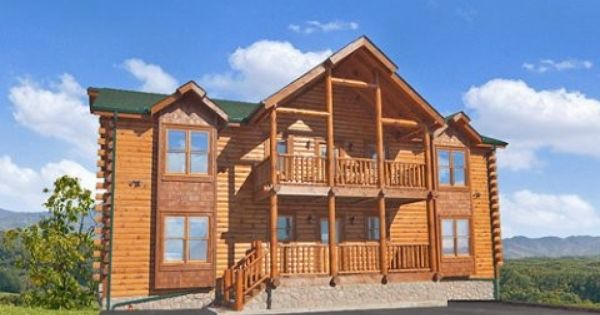 Tennessee cabin rentals and vacation homes vrbo - Cabin Vacation Rental In Pigeon Forge From Vrbo Com 433691 Big Sky