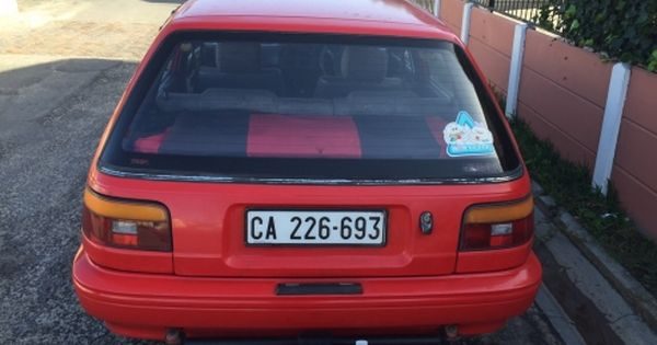 Immediate Purchase On All Model Toyota Tazz X2f Conquest X2f