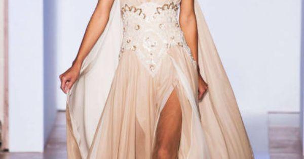 fashforfashion -♛ STYLE INSPIRATIONS♛: designer dress Zuhair Murad