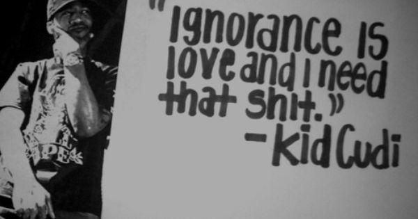 Kid Cudi, Wisdom