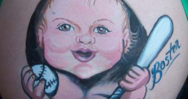 Fotos De Panzas De Mujeres Embarazadas Pintadas