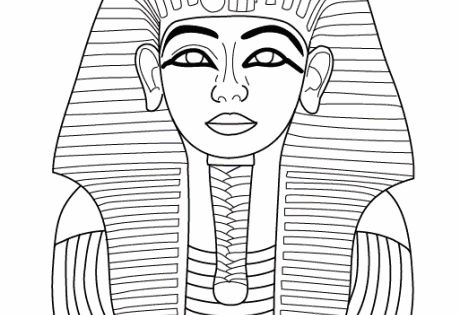 death mask coloring pages - photo#16