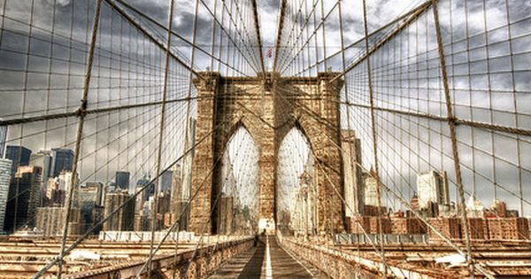 "I want to be able to say, ""Yeah, I've crossed Brooklyn Bridge"