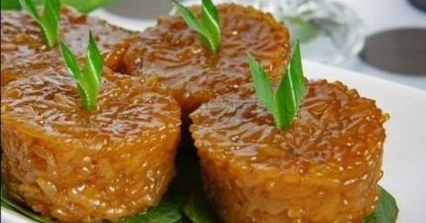 Makanan Daerah Jenang Wajik Jadah Resep Masakan Malaysia Makanan Dan Minuman Fotografi Makanan