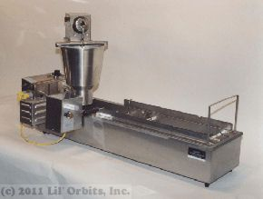 Automatic Donut Machines And Makers Doughnut Mixes And Supplies Concession Equipment Mini Donut Making Supplies Mini Donuts Mini Doughnuts Donut Makers