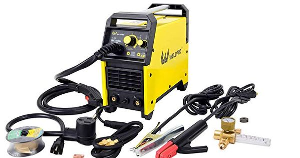 Weldpro 155 Amp Inverter Mig Stick Arc Welder With Dual Voltage 220v 110v Welding Machine Review Arc Welders Welding Machine Welders For Sale
